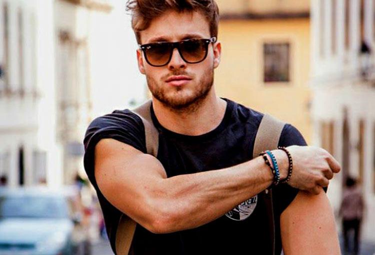 camiseta-masculina-manga-dobrada