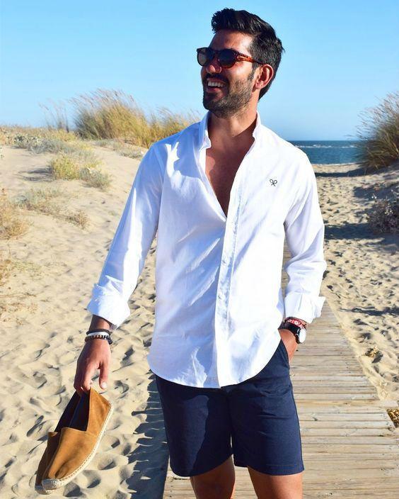 camisa-branca-masculina-reveillon-2018-bermuda-azul