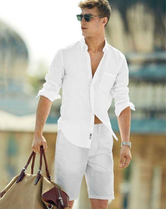 camisa-branca-masculina-reveillon-2018-bermuda-branca