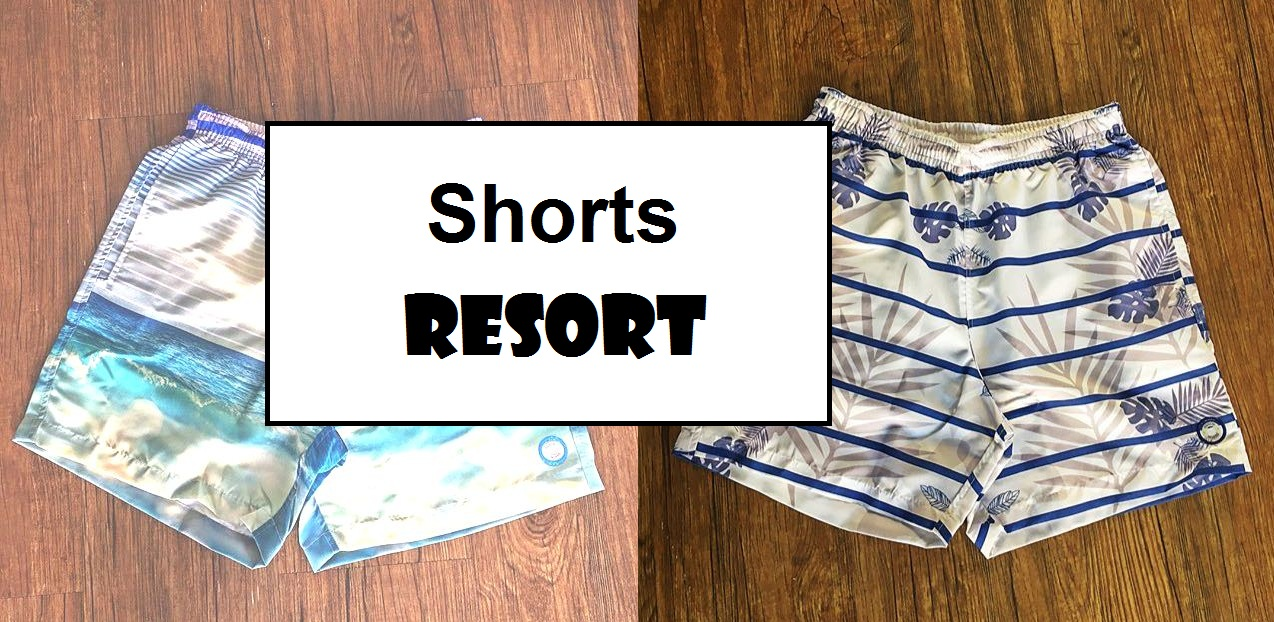 shorts resort capa