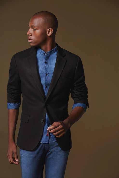 blazer masculino aramis com camisa jeans